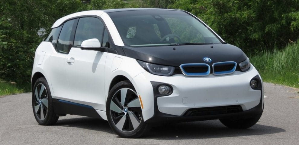 سيارة BMW 2016 i3