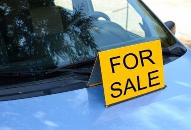 طرق بيع سيارة مستعملة