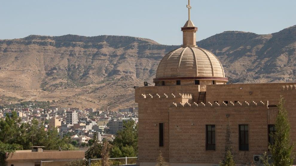 ناحية باتيل في محافظة دهوك
