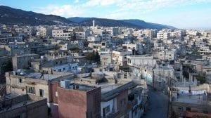 مدينة سلحب في سوريا