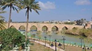 مدينة خانقين في محافظة ديالى