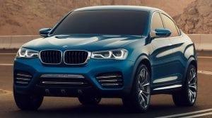 سيارة BMW 2017 X4