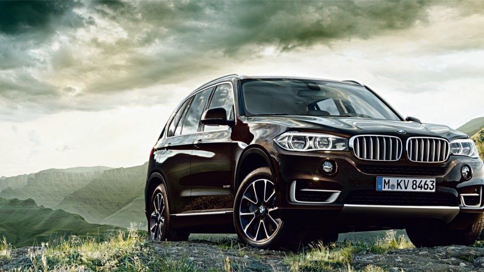 سيارة BMW X5 2014