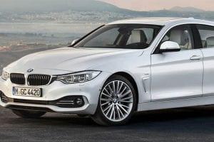 سيارة BMW الفئة الخامسة 2014