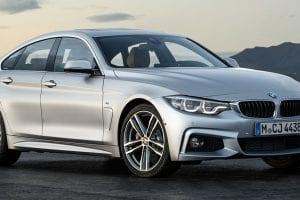سيارة BMW الفئة الرابعة 2017