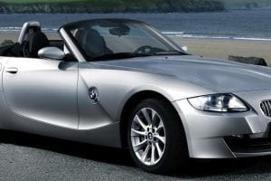 سيارة BMW Z4 2015