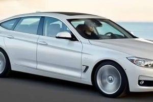 سيارة BMW الفئة الثالثة 2014