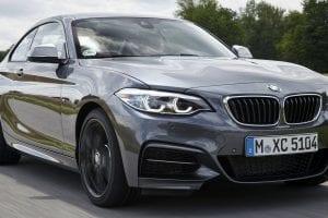 سيارة BMW الفئة الثانية 2019