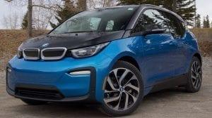 سيارة BMW i3 2019