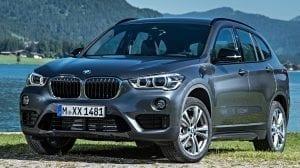BMW x1 سيارة