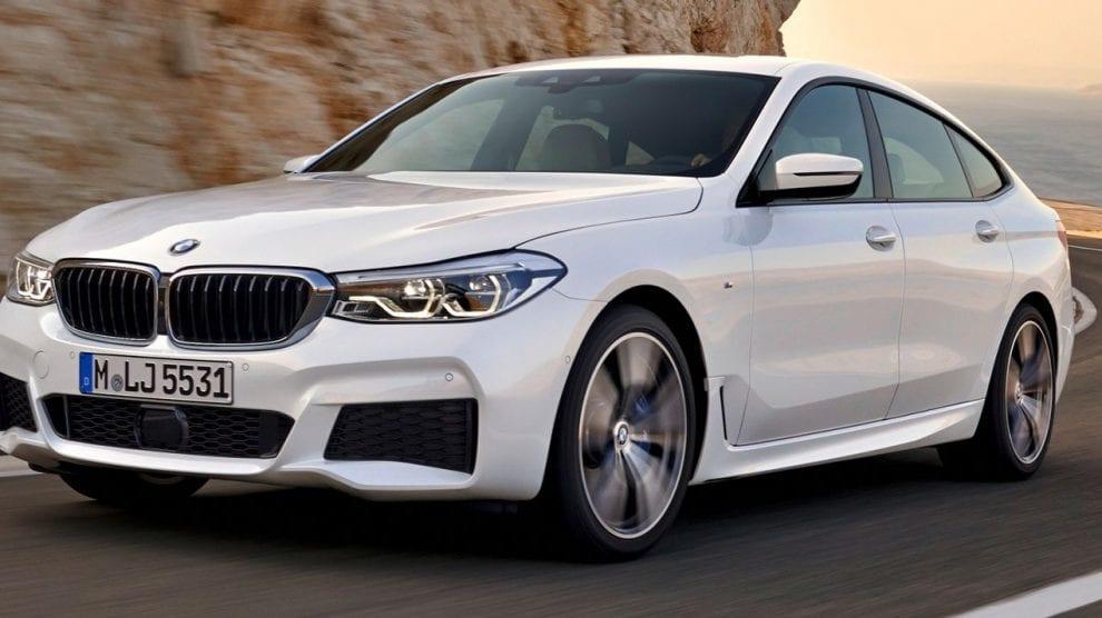 سيارة BMW الفئة السادسة 2018