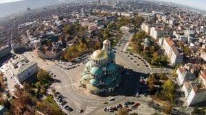أين تقع مدينة صوفيا