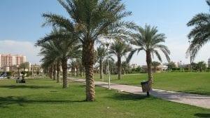 منطقة الجابرية في مدينة حولي