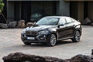 سيارة X6 2018 BMW