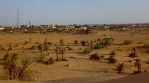 مقاطعة وادي الشاطئ في ليبيا