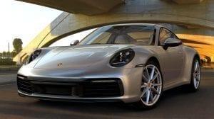 سيارة بورش 911 2020