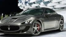 سيارة مازيراتي جرانتيزمو 2018