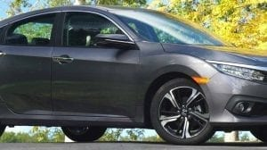 سيارة هوندا سيفيك 2016