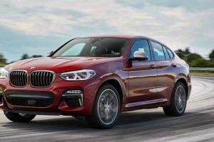 سيارة BMW X4 2019