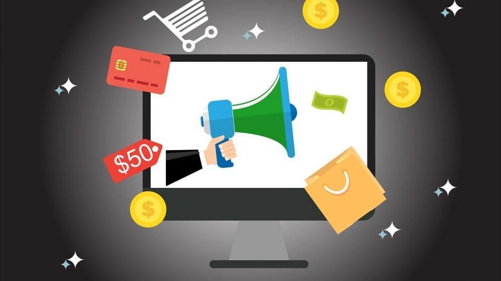 نشأة التسويق الإلكتروني