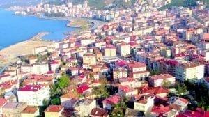 محافظة غيرسون التركية