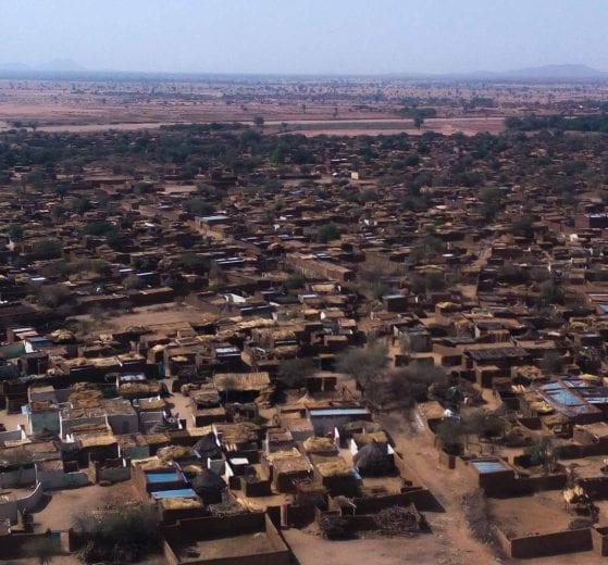 ولاية شمال دارفور محلية كبكابية