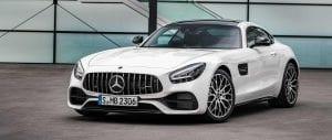 سيارة مرسيدس AMG GT 2019