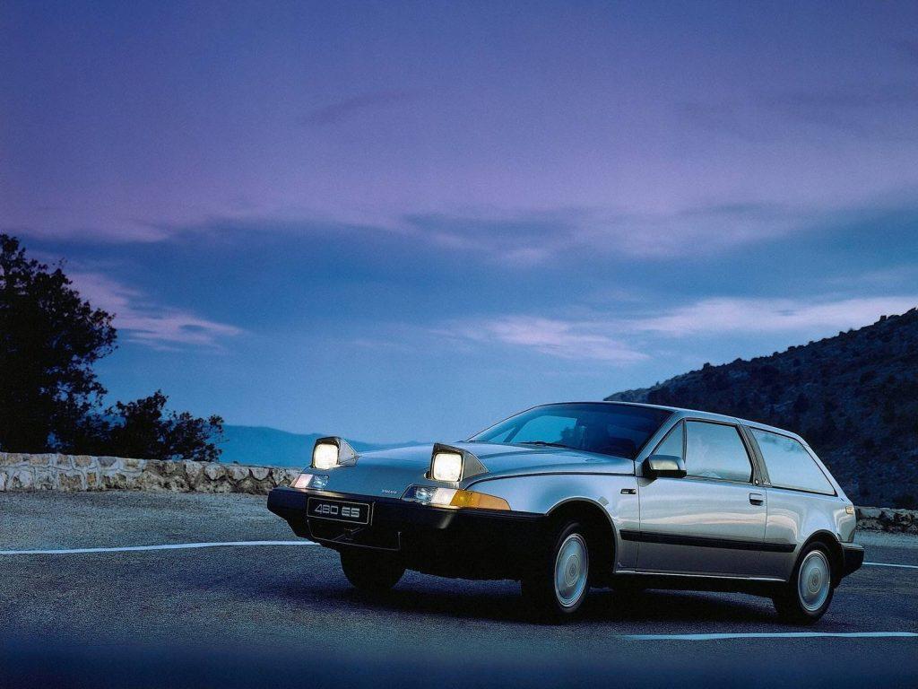 فولفو 480 1987