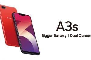 سعر ومواصفات Oppo a3s