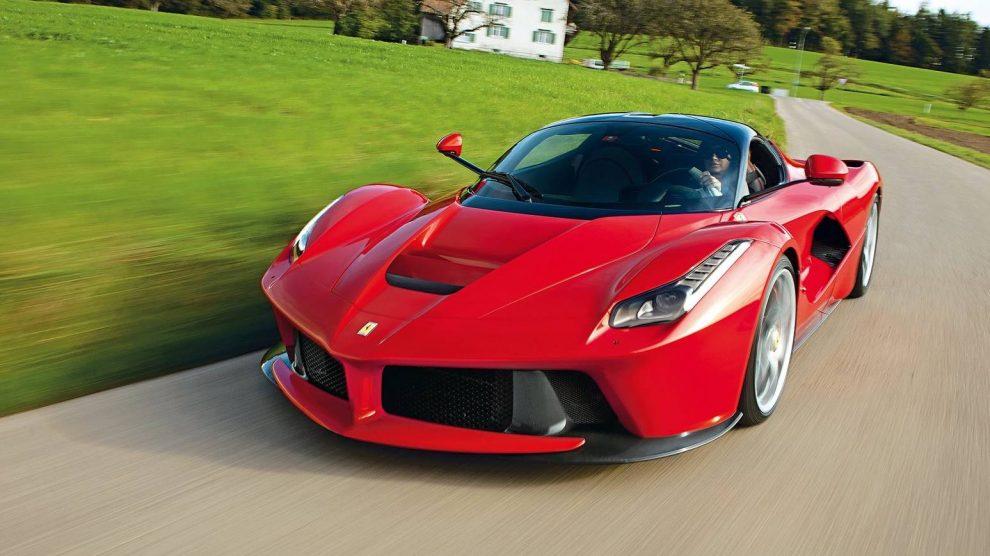 سيارات ايطالية