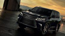 سيارة لكزس LX 2016