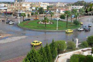 محافظة درعا في سوريا