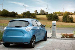 السيارات الكهربائية في الكويت