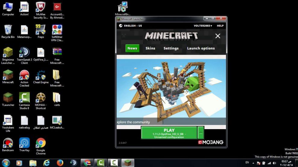 ماين كرافت Minecraft