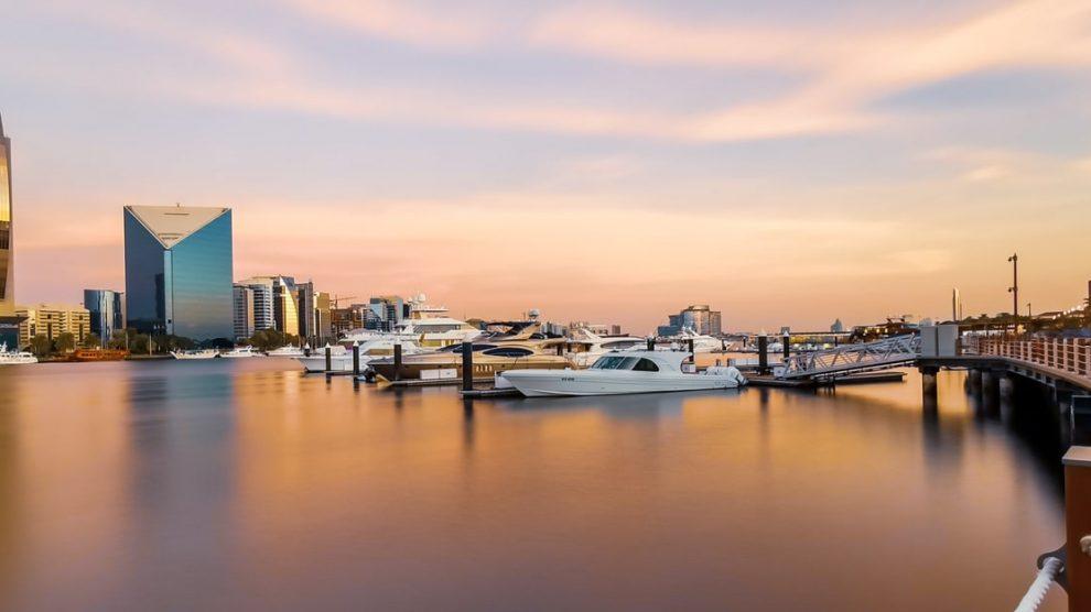 منطقة دبي هيلز إستيت في إمارة دبي