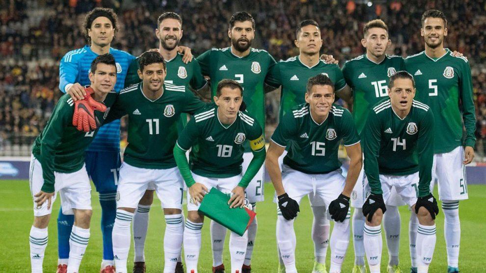 منتخب المكسيك