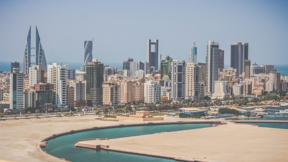 جزيرة اللؤلؤة في البحرين