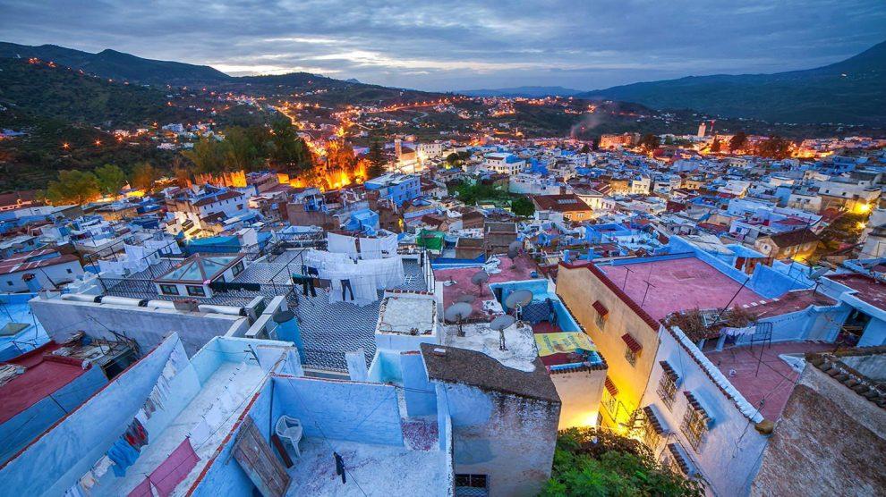 مدينة شفشاون المغرب : اقرأ - السوق المفتوح