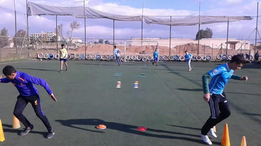 عناصر اللياقة البدنية في كرة القدم