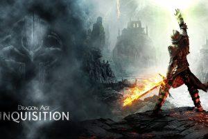 ما هي لعبة Dragon age inquisition