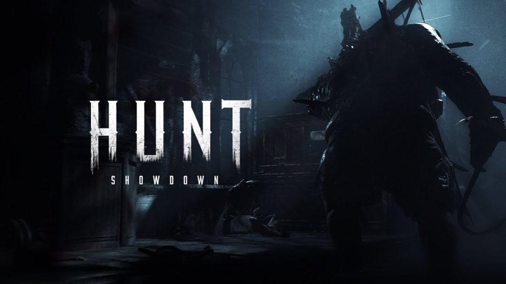 لعبة Hunt:Showdown