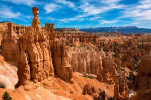 تأثير ظاهرة الحت على المناظر الجيولوجية