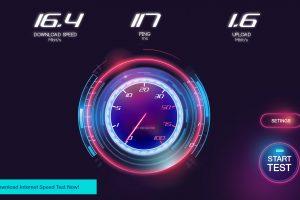 موقع Speed test لقياس سرعة النت