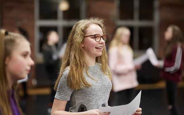 Opera North Young Voices (ages 12–15)
