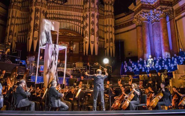 Turandot (Concert Staging), 2017 © Tristram Kenton