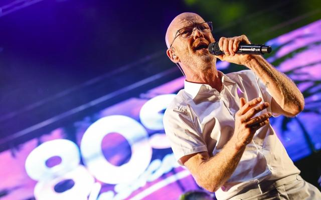 Jimmy Somerville at 80s Classical 2019 © Sarah Zagni