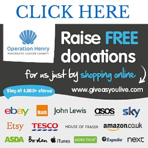 Image of Give as you Live Campaign and popular stores