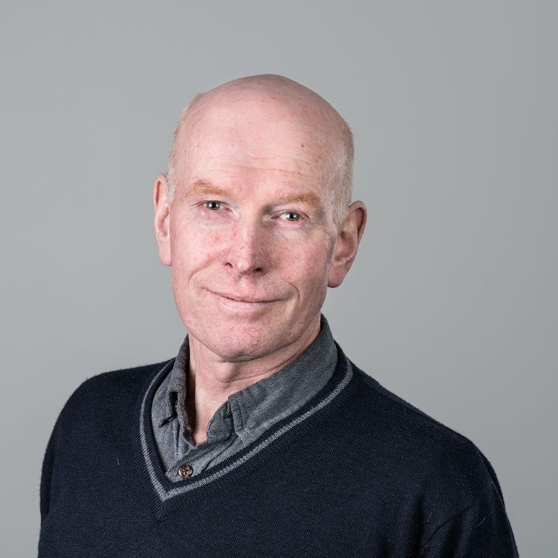 Portrettbilde av Thorvald Gjønnæss