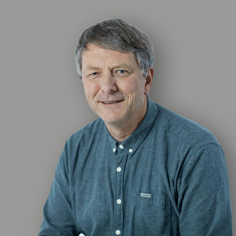 Portrettbilde av Pål Bruhn