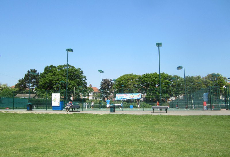 Albert Road Recreation Ground Haringey